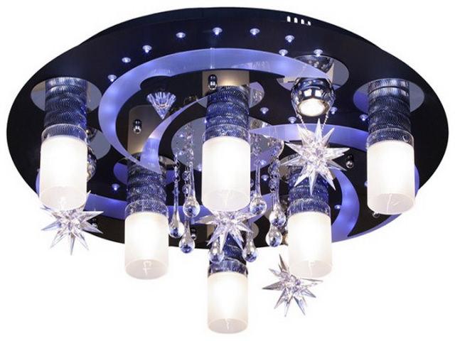 светодиодные лампы с пультом управления