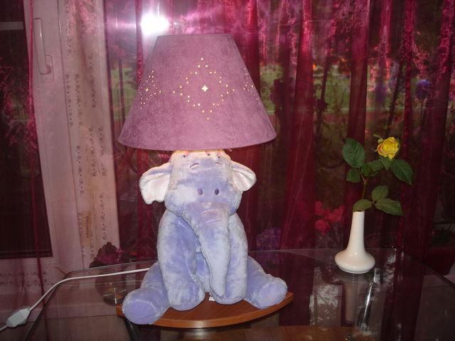 lampa-4-1 Настольная лампа своими руками: каркас, абажур, плафон