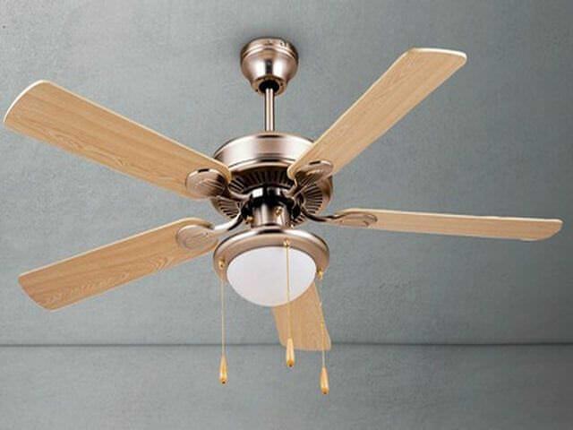 как установить осветительный прибор на потолок